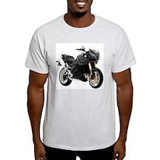 Triumph Tiger 1050 Black Motorbike T-Shirt