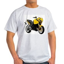Triumph Tiger 1050 Yellow Motorbike T-Shirt