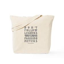 Parking Meters/Dylan Tote Bag