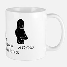 Does Not Work Wood With Others Mug