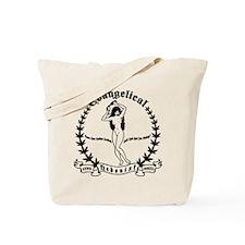 Evangelical Hedonist Tote Bag