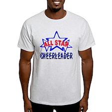 All Star Cheerleader T-Shirt