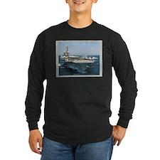 USS Kitty Hawk T