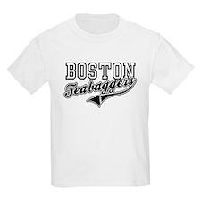 BOSTON TEABAGGERS TEA BAGGERS T-Shirt