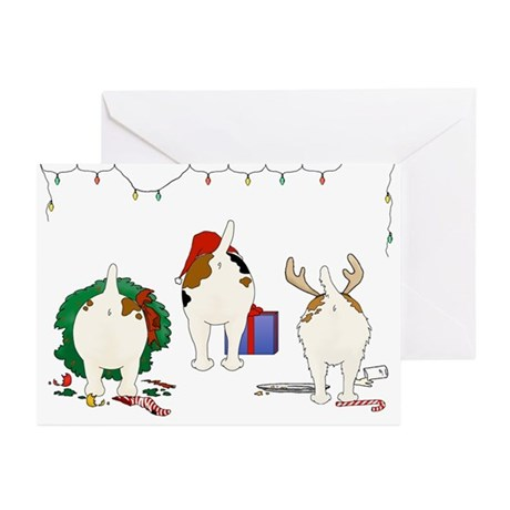 Jack Russell Greeting Cards (Pk of 10)