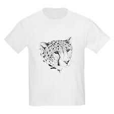 Cheetah Look T-Shirt