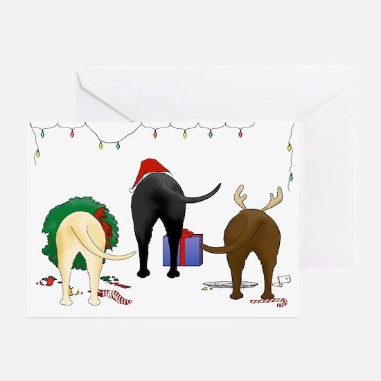 Labrador Greeting Cards (Pk of 20)