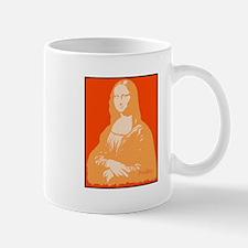 Mona Lisa 1 Friday Mug