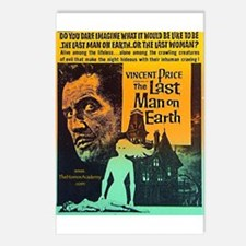 The Last Man On Earth Postcards (Package of 8)