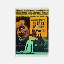 The Last Man On Earth Rectangle Magnet