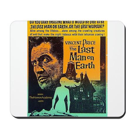 The Last Man On Earth Mousepad