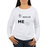 Rescue Me Zephram Women's Long Sleeve T-Shirt