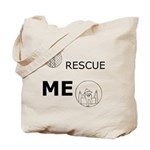 Rescue Me Zephram Tote Bag