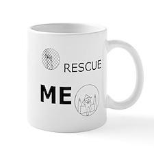 Rescue Me Zephram Mug