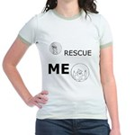 Rescue Me Zephram Jr. Ringer T-Shirt