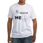 Rescue Me Zephram Fitted T-Shirt