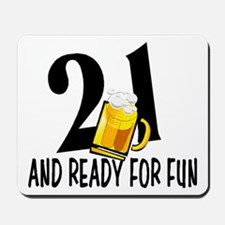 21 Mousepad