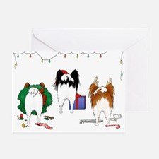 Papillon Greeting Cards (Pk of 20)