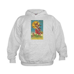 Riding Witches Hoodie