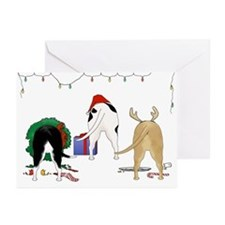 Pit Bull Greeting Cards (Pk of 20)