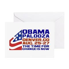 Obama-Palooza Greeting Cards (Pk of 20)