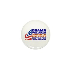 Obama-Palooza Mini Button (10 pack)