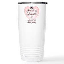 Schnauzer Love Me Travel Mug