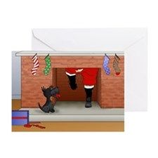Nothin' Butt A Scottie Greeting Cards (Pk of 20)