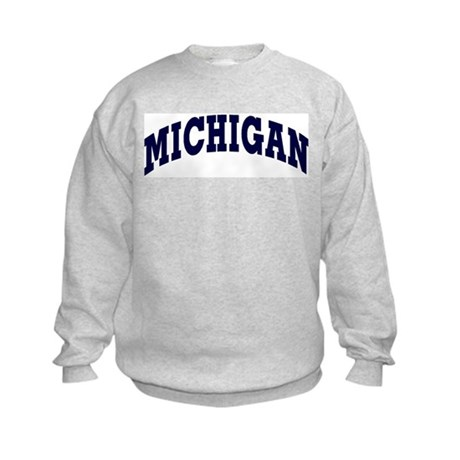 MICHIGAN Kids Sweatshirt