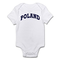 WORLD COUNTRIES Infant Bodysuit