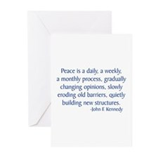 Kennedy 5 Greeting Cards (Pk of 10)