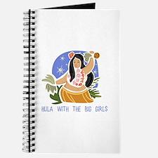 BBW Hula - Journal