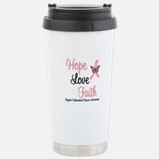 Endometrial Survivor Travel Mug