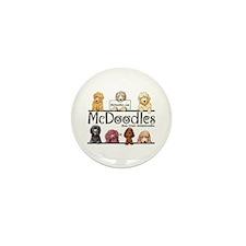 McDoodles Logo Mini Button (100 pack)