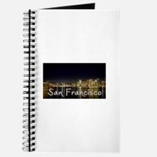 San Francisco at night Journal
