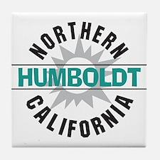 Humboldt California Tile Coaster