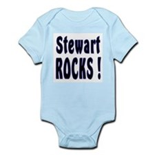 Stewart Rocks ! Infant Creeper