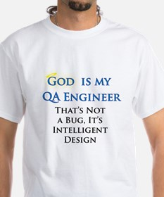 God is my QA Engineer (T)