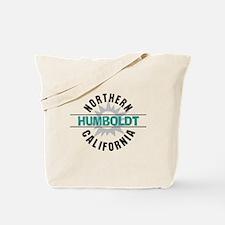Humboldt California Tote Bag
