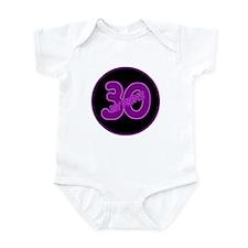 My Mom is 30 Infant Bodysuit