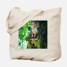 Wood Elf Tote Bag