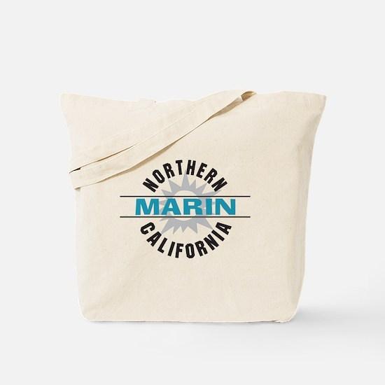 Marin California Tote Bag