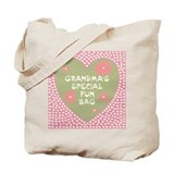 Valentine bag Canvas Totes