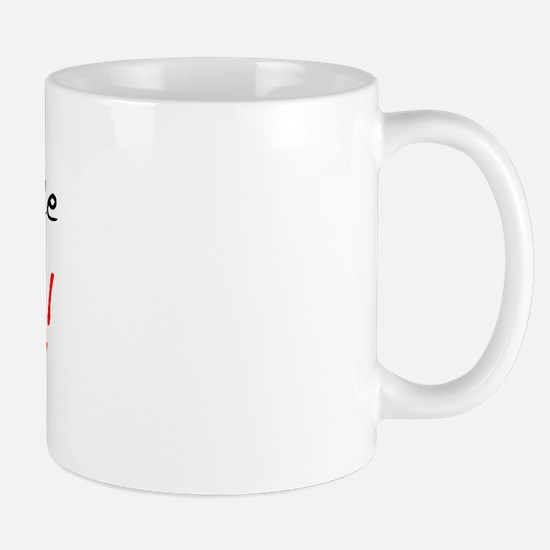 Must Dance Mug