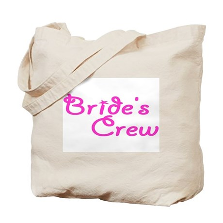 Bride's Crew Tote Bag