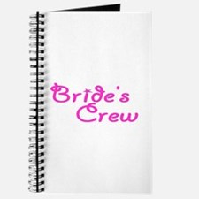 Bride's Crew Journal