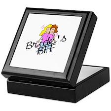 Bride's BFF Keepsake Box