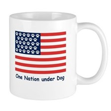 one nation Mugs