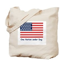 Unique Patriotism Tote Bag