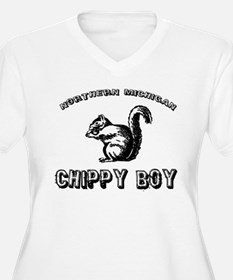 Chippy Boy - Watch Your Nuts T-Shirt